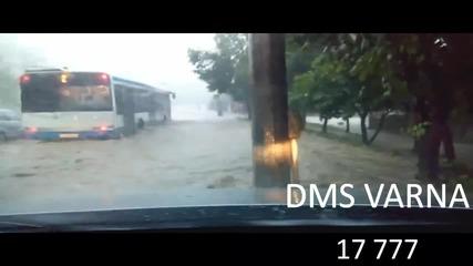Бедствието в Аспарухово - Варна (19-06-2014)