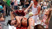 Вегани изядоха момиче на Витошка