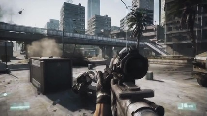 Battlefield 3 - Eminem - Till I Collapse Trailer [ hd ]