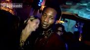 Dj Bob Sinclar, Ciara & Natalia Kills at Dsquared2 Party - The Ritz, Paris