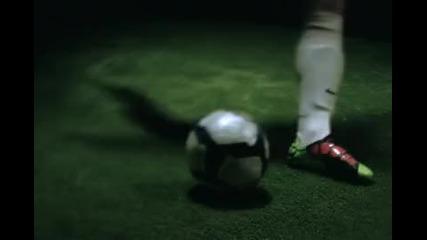 Реклама на Nike с Wayne Rooney :)