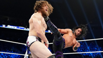 WWE Superstars react to Mustafa Ali's battle with Daniel Bryan: WWE Now