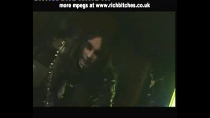 Cradle Of Filth - Emily Booth