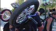 Почувствай адреналина Unicycle Freestyle...