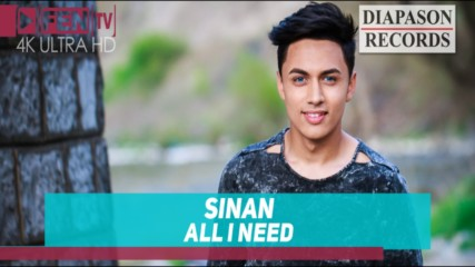 SINAN - All I Need, 2017