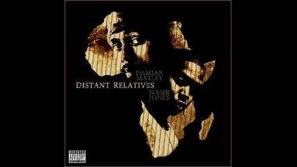 Nas & Damian Marley - As We Enter (480p) Hq