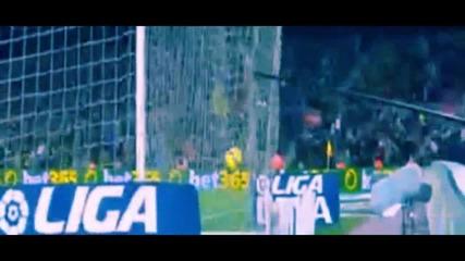 Барселона - Виляреал 3:2 - (la liga) 01.02.2015