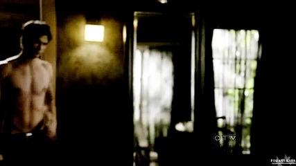 Деймън и Елена - Твоето тяло...