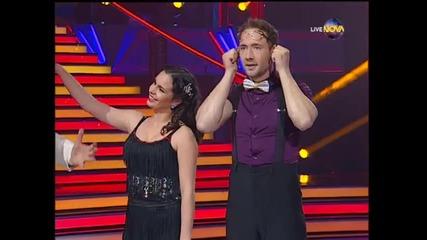Dancing Stars - Дарин Ангелов и Ани джайв (20.06.2014г.)