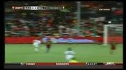 Barcelona vs Ac Milan 1 - 1 - Inzaghi (25 - 08 - 10)
