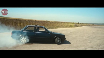 БМВ Е30 - Екшън Заснемане