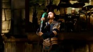 Blind Guardian - Sacred Worlds - Високо Качество