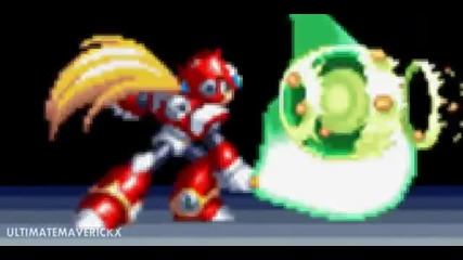 X Vs. Zero Decisive Battle 2
