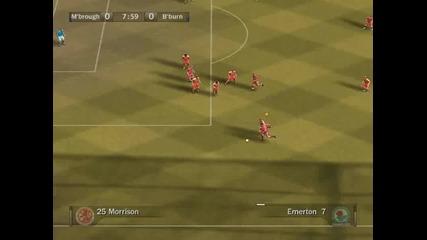 Фифа 07 Manager Mode - Blackburn eпиэод 1