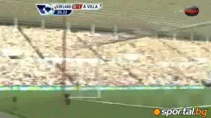 Феноменален гол на С.петров срещу Съндерланд