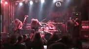 Suicidal Angels - Dead Again [live club Rbf Sofia 17.03.2011]