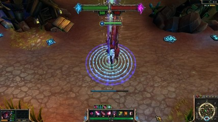 Aatrox - Champion Spotlight (ревю на героя)