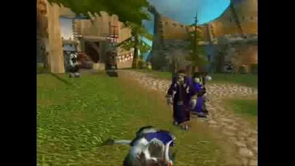 World Of Warcraft And Xfire - Taurens Kilt