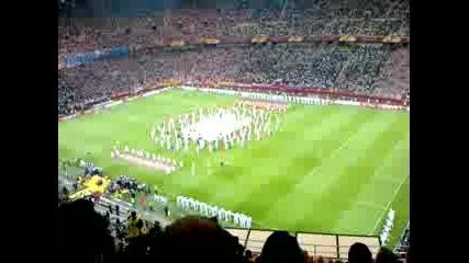 Откриване на Финала Лига Европа 2012 Букурещ