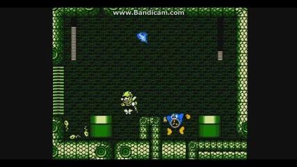 Rockman 7 fc revulition secrete bosses Snake Man + Air Man Character