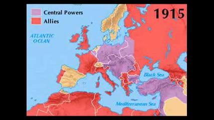 Prva Svetovna Vojna 1914 1918 Karta Vbox7