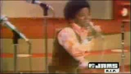 Младият Майкъл Джексън Интервю с Дик Кларк през 1970 г.