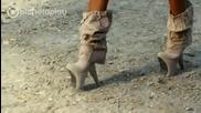 Андреа и орк.кристали - На Екс видео