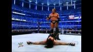 Undertaker vs Hhh - Wrestlemania 27 Promo Video | Wwe Raw - 27.2.12