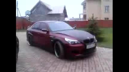 Bmw E60 M5 Hamann Beautiful.