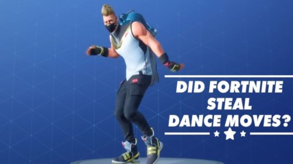 "Fortnite ""краде"" танцови движения"