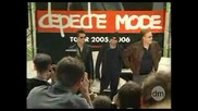 Depeche Mode Press Conference