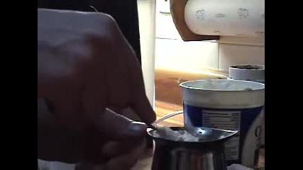 Как се приготвя перфектното Ирландско кафе