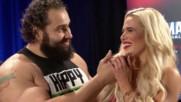 Даниел Брайън се обединява с Русев и Лана за WWE Mixed Match Challenge