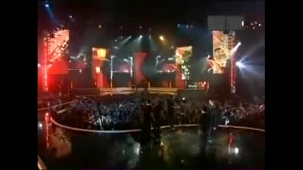 backstreet boys mtv europe music awards 2004 (aj and nick)