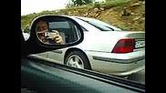 Honda Civic Vs. Opel Calibra