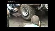 Помпене на гума за секунда!!!