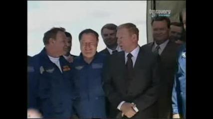 Discovery Channel - Свръхконструкции: Антонов 225 Мрия - Част 3
