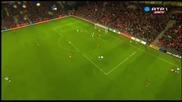 Дания 0:1 Португалия 14.10.2014