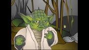 Междузвездни Войни - Рап Star Wars gangsta rap