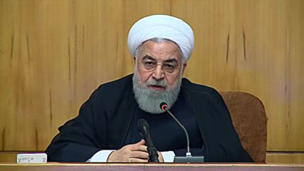 Iran: Rouhani says US on 'wrong path' with 'tyrannical sanctions'