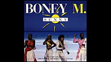 *2016* Boney M - Sunny ( Houcemate remix )