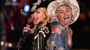 Madonna Reveals Beyonce, Katy Perry, and More Collaboration