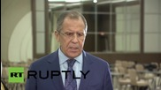"Russia: Moscow working ""closely"" with Saudis on ending Syrian conflict - Lavrov"