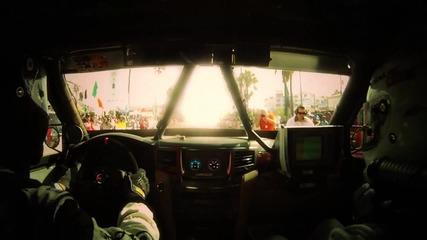 Lexus' tribute to Joe Bacal 2010 Baja 1000 Champion