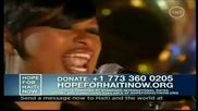Hope for Haiti Now - Jennifer Hudson - Let It Be - (live on Telethom 2010) Hd