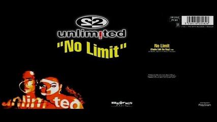 2 Unlimited - No Limit (radio Edit No Rap)