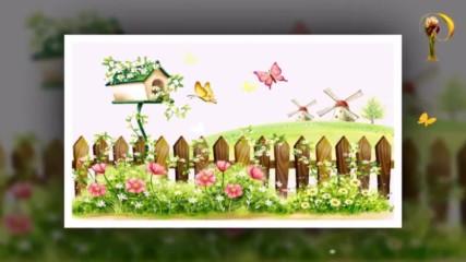 Пролетно настроение ... (анимация)