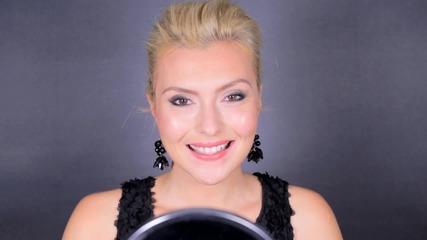 ВИЕ ИЗБРАХТЕ: Грим на Селена Гомес - свежа кожа и котешки поглед