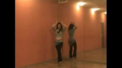Ориенталски танци урок 7