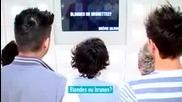 + Бг Превод !! Момчетата от One Direction отговарят на въпроси , танцуват и ... целуват камерата ;дд